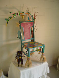 Christine Barnard's Chair