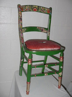 Cindy Robak's Chair