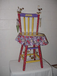 Gerry Parenteau's Chair
