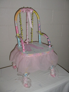 Jane Thoma's Chair