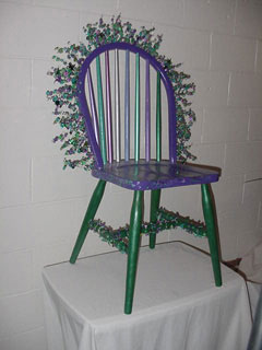 Karen Kamps Solliday's Chair