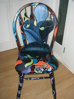 Laura's Chair