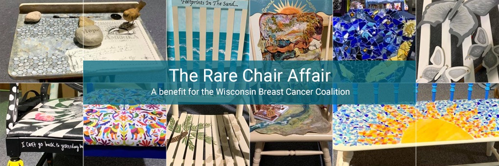 Wisconsin Breast Cancer Coalition's Rare Chair Affair